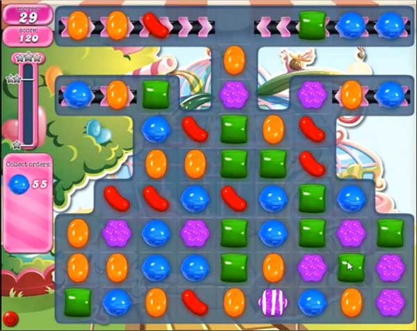 Candy Crush Level 583
