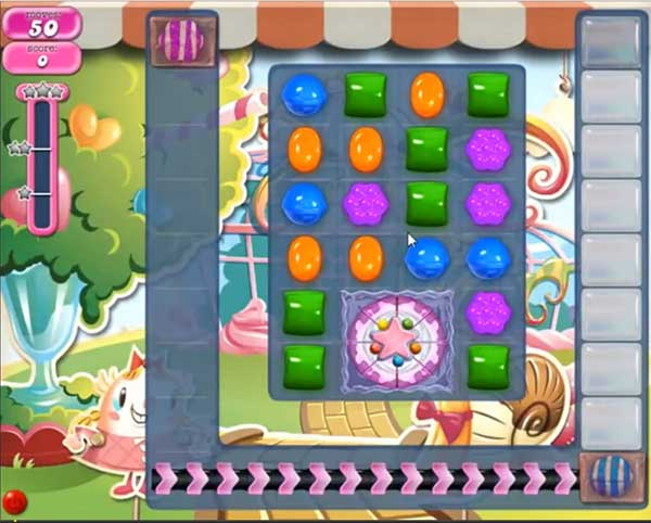 Candy Crush Level 584
