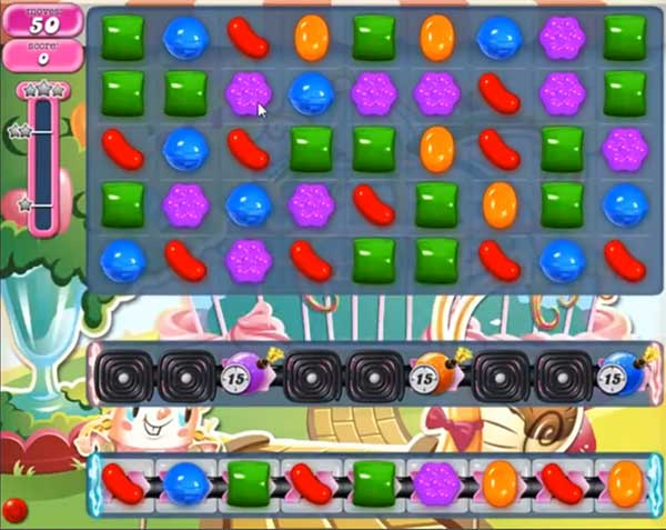 Candy Crush Level 585
