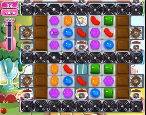 Candy Crush Level 588