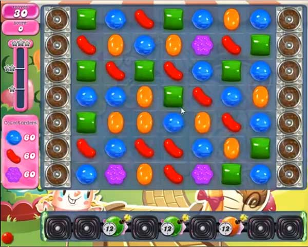 Candy Crush Level 589
