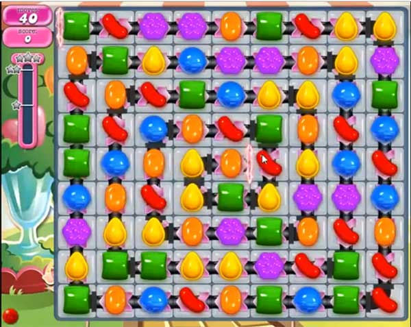 Candy Crush Level 590