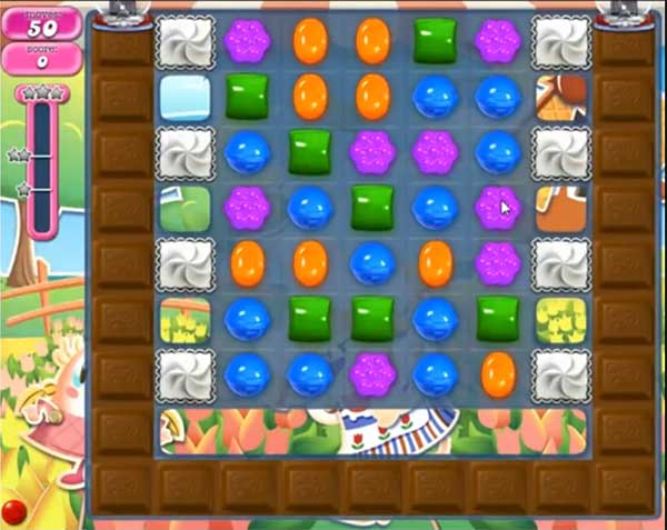 Candy Crush Level 591