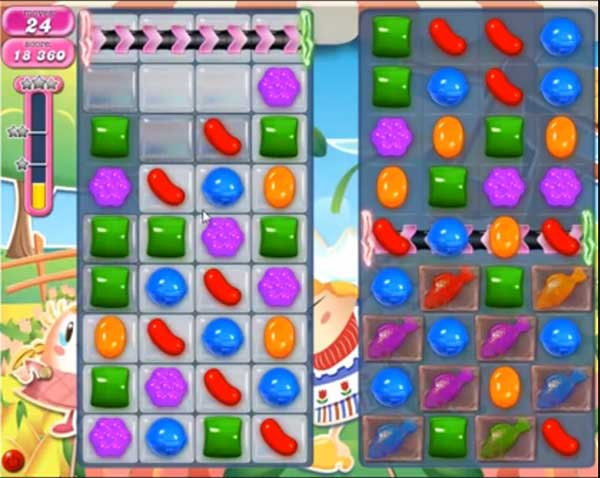 Candy Crush Level 597