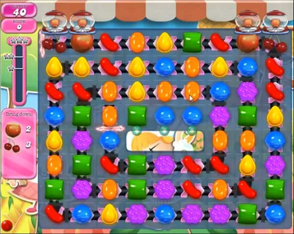 Candy Crush Level 601
