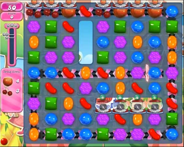 Candy Crush Level 602