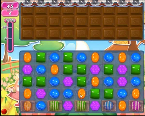 Candy Crush Level 604