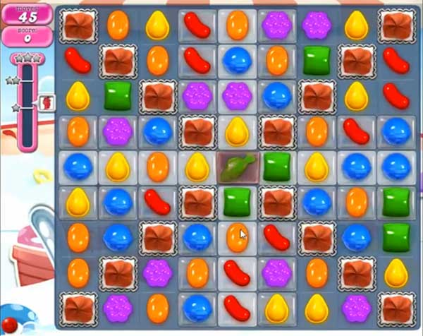 Candy Crush Level 609