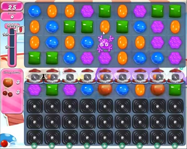 Candy Crush Level 611