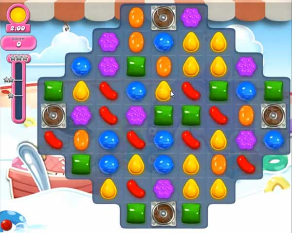 Candy Crush Level 618