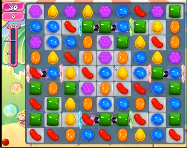Candy Crush Level 625
