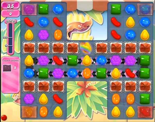 Candy Crush Level 628
