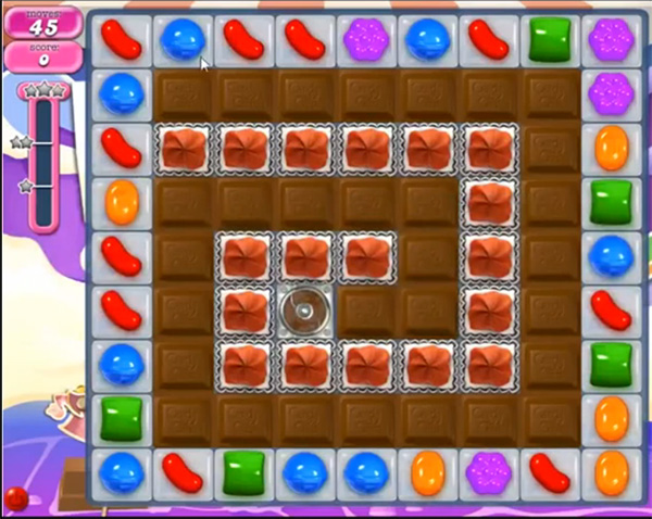 Candy Crush Level 651
