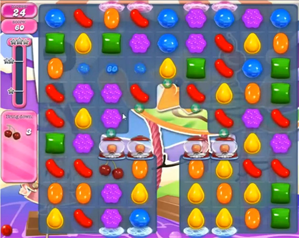 Candy Crush Level 657