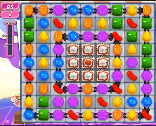 Candy Crush Level 659