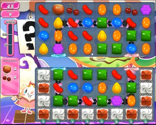 Candy Crush Level 660