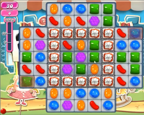 Candy Crush Level 668