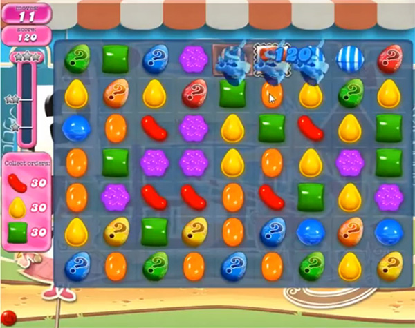 Candy Crush Level 669