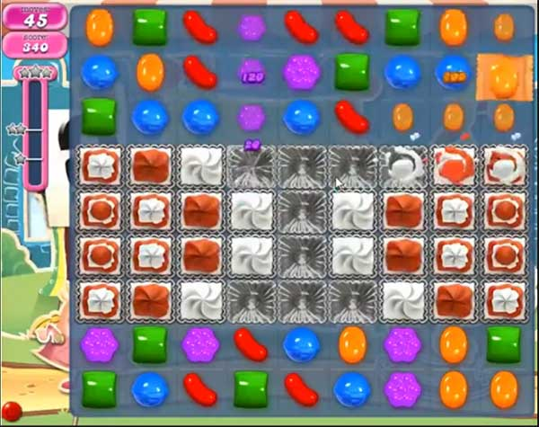 Candy Crush Level 675