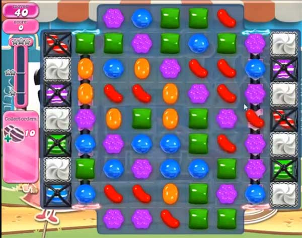Candy Crush Level 677