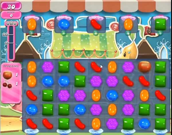 Candy Crush Level 680