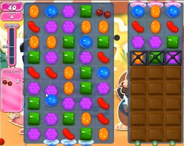 Candy Crush Level 684