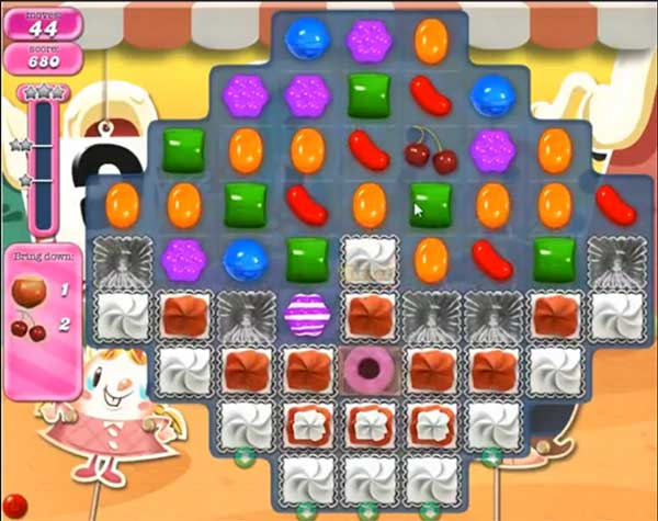 Candy Crush Level 685