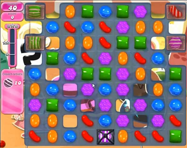 Candy Crush Level 686