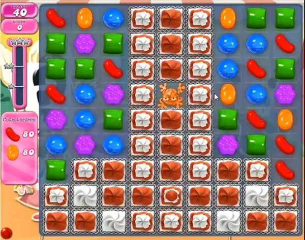 Candy Crush Level 689