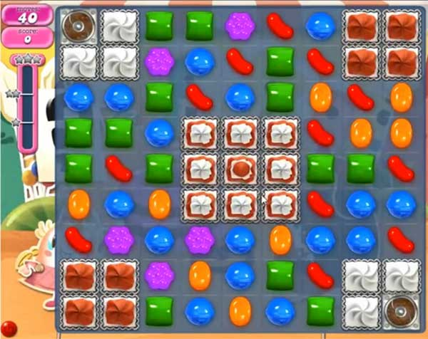 Candy Crush Level 692