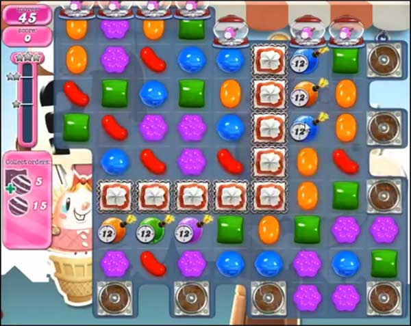 Candy Crush Level 699