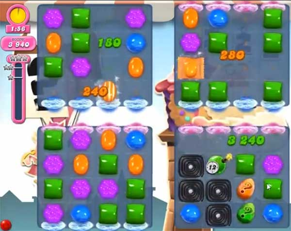 Candy Crush Level 701