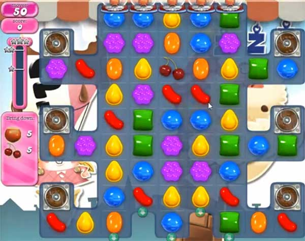Candy Crush Level 703
