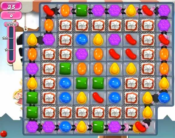 Candy Crush Level 706