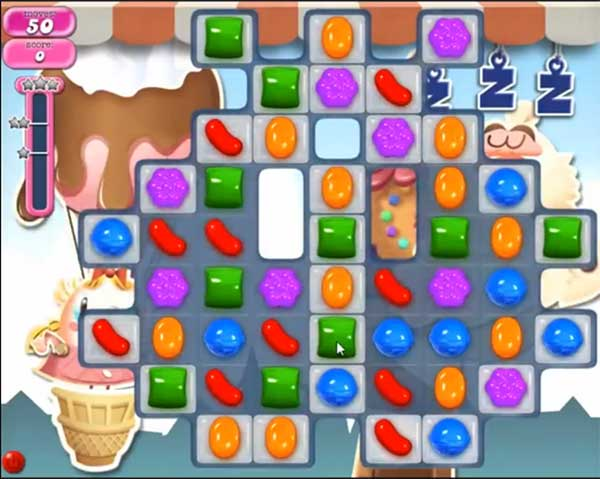 Candy Crush Level 710