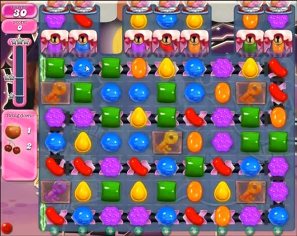 Candy Crush Level 715