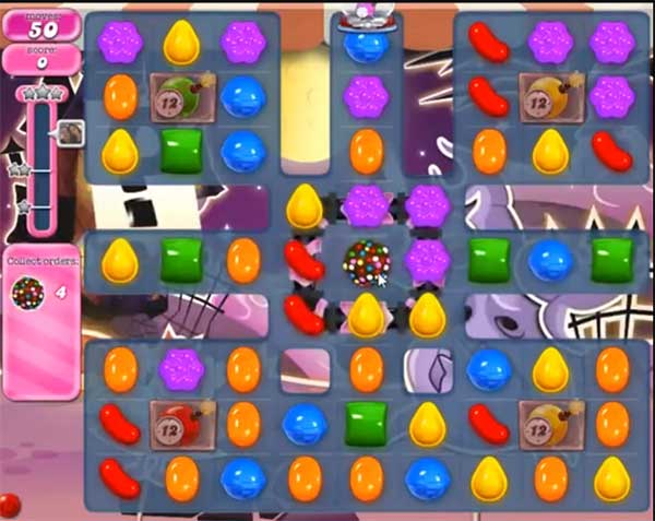 Candy Crush Level 717