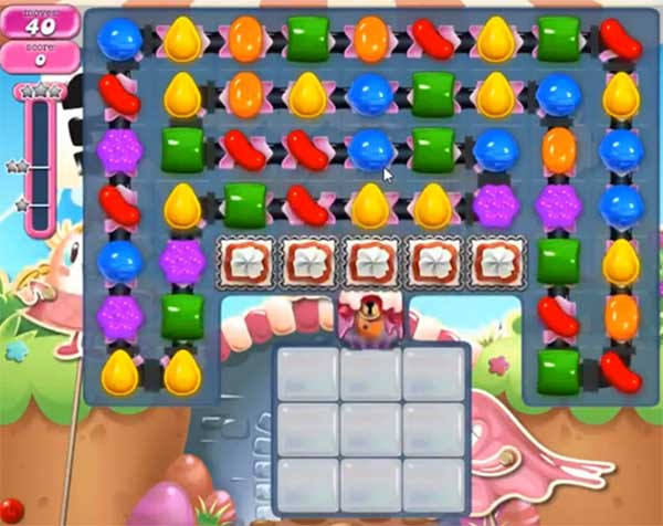 Candy Crush Level 728