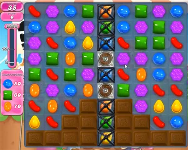 Candy Crush Level 730