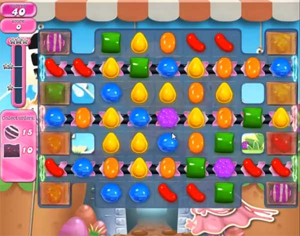 Candy Crush Level 731