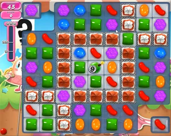 Candy Crush Level 732