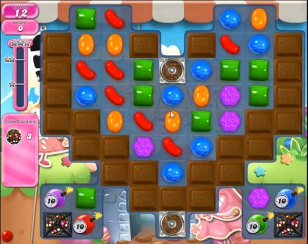 Candy Crush Level 733