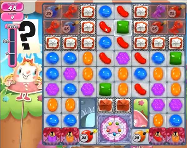 Candy Crush Level 736