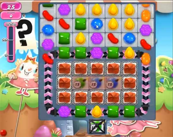 Candy Crush Level 737
