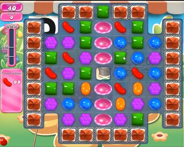 Candy Crush Level 746