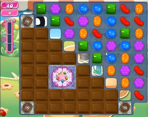 Candy Crush Level 750