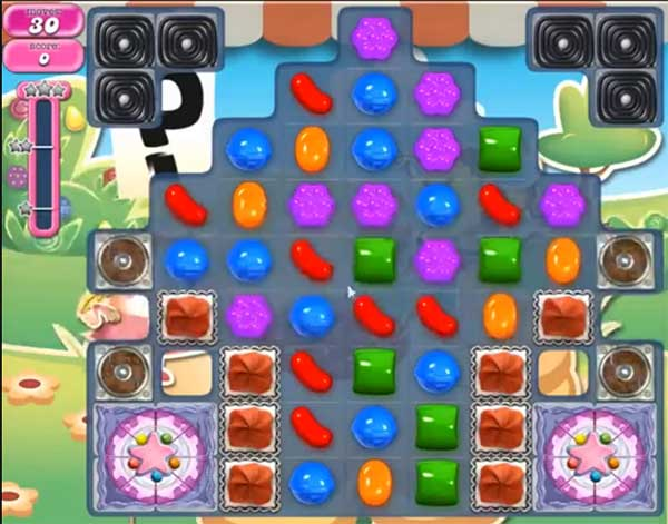 Candy Crush Level 752