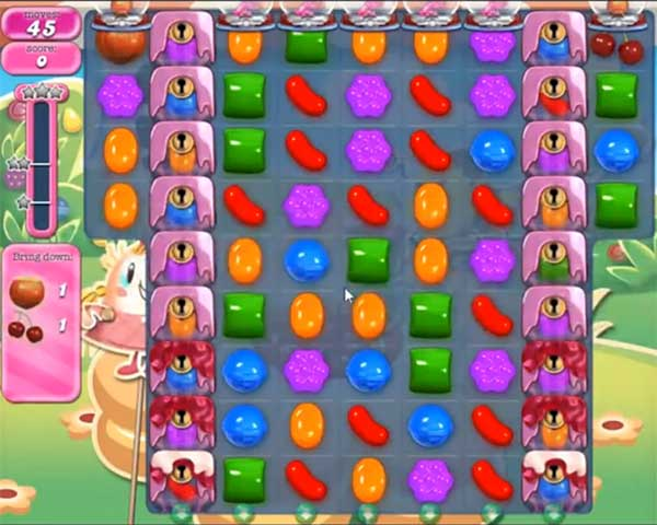 Candy Crush Level 754