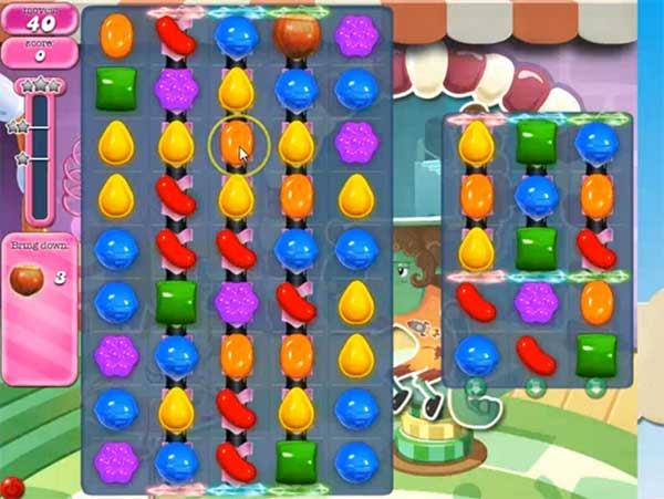 Candy Crush Level 757