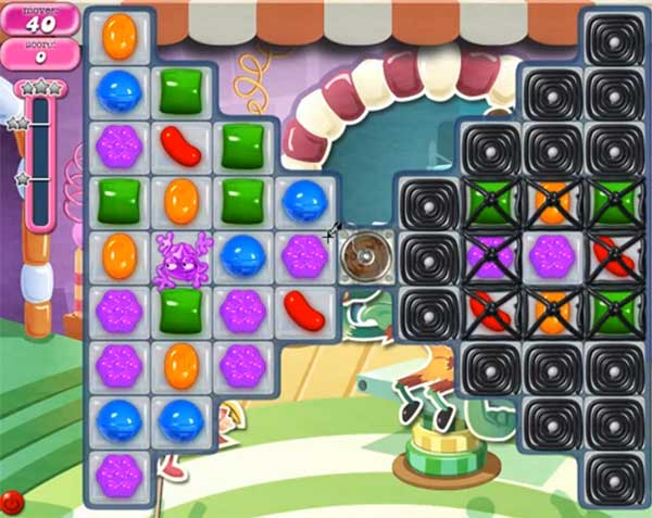 Candy Crush Level 758